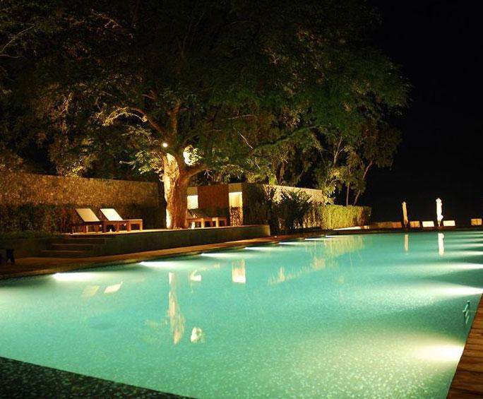 Olympia Lighting fabricant de luminaires pour piscine