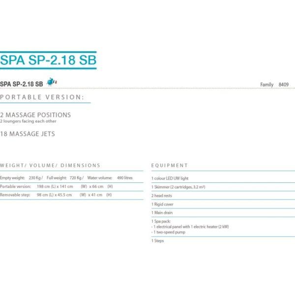 SPA - SP - 2.18 SB
