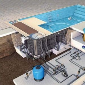 Équipement pour la piscine BPL International