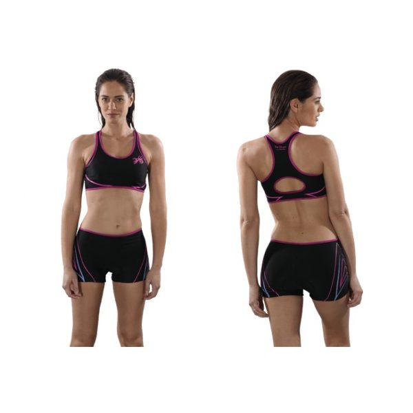 Maillot 2 pieces aquafitness Waterflex