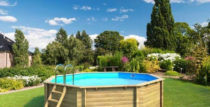 Piscine hors sol BPL International