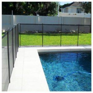 Barrière de sécurité pour piscine Aqua-Fence