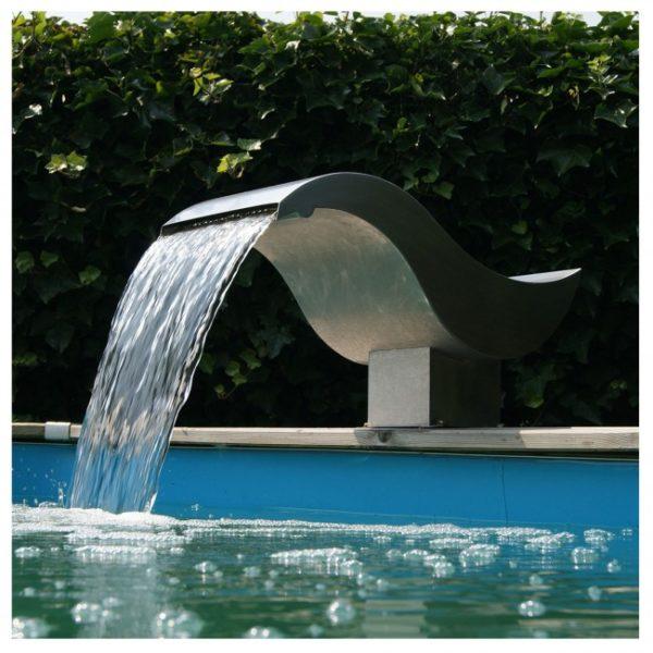 Cascade - Lame d'eau 1200 x 150 mm par Procopi