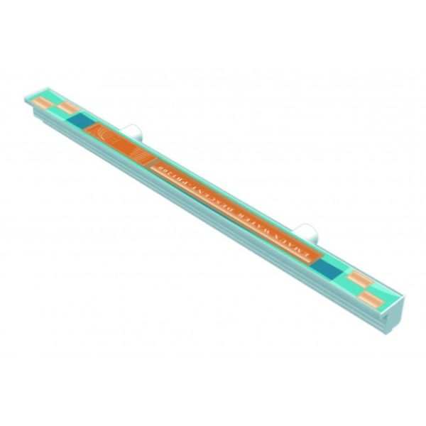 Water blade 1200 x 150 mm avec leds 16W by Procopi