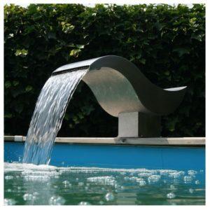 Cascade - Lame d'eau 300 x 150 mm par Procopi
