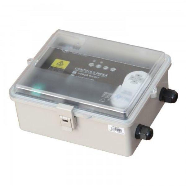 Coffret électrique 60W pour lames de cascade d'eau à LED par Procopi