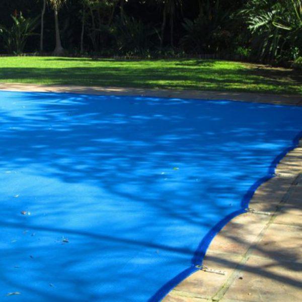 Couverture de piscine Aquanet Leaf Catcha