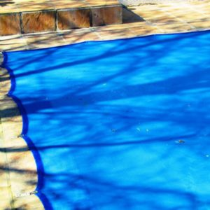 Couverture de piscine Aquanet Leaf Catcha