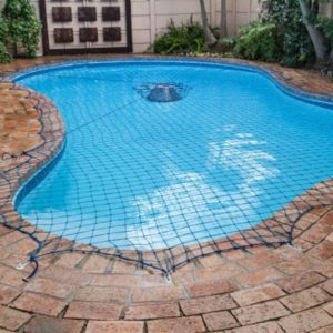 Filet de protection sécurité pour piscine Aquanet