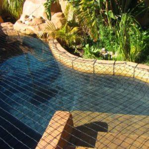 Filet de protection sécurité pour piscine Aquanet