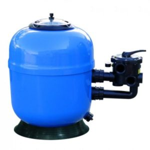 Swimming pool sand filter - RTM classic top 610 with multiport valve - Procopi