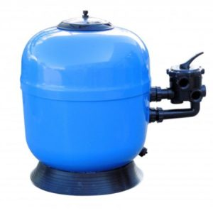 Swimming pool sand filter - RTM excellence 760 with multiport valve - Procopi