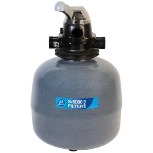 Sand filter for swimming pool - S 5000 - Poolrite