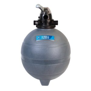 Sand filter for swimming pool - S 6000 - Poolrite