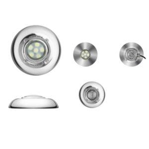 Lumière piscine - Aquasleek 100 (6x3W) - Olympia Lighting