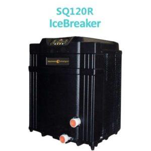 Aquacal heat pump SQ 120R IceBreaker