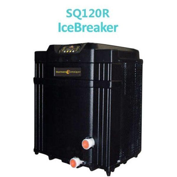 Pompe à chaleur Aquacal SQ 120 IceBreaker