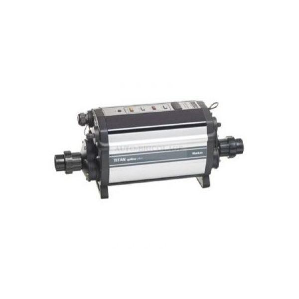 Réchauffeur thermique Optima titane 400V-triphasé