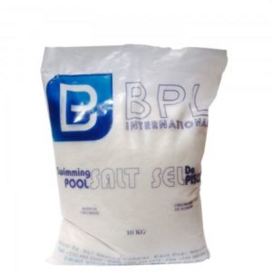 Sac de sel pour piscine BPL International