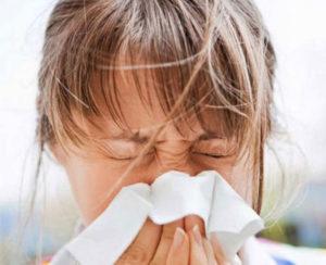 allergie au chlore