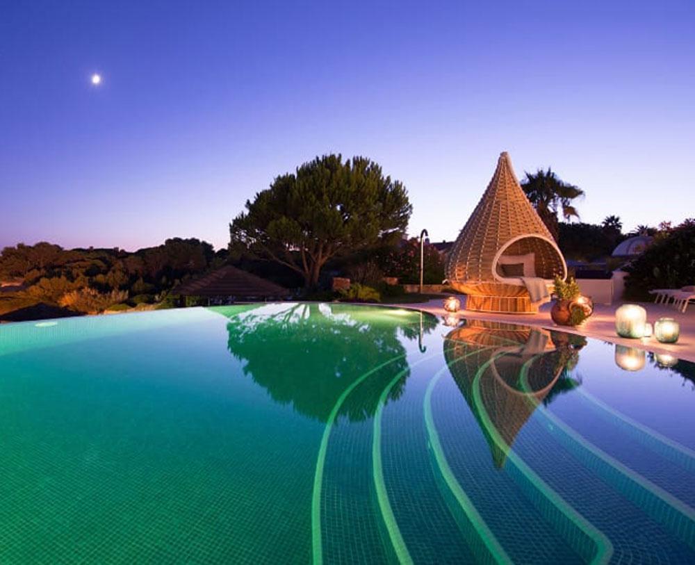 Choisir son Eclairage de piscine