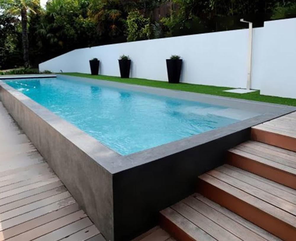Exposition de votre piscine