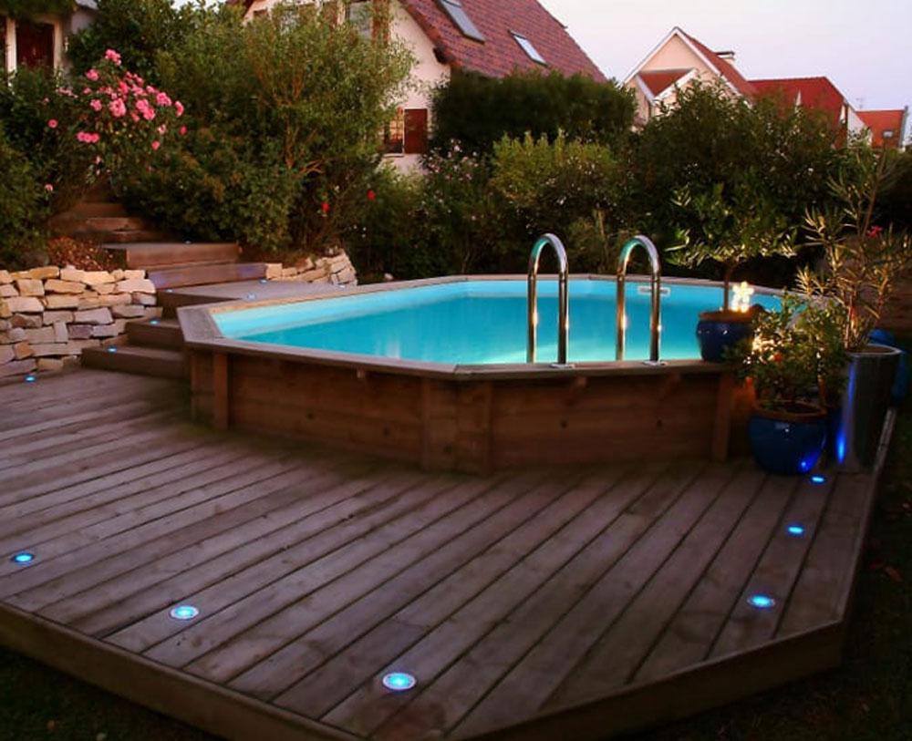 L'implantation de votre piscine