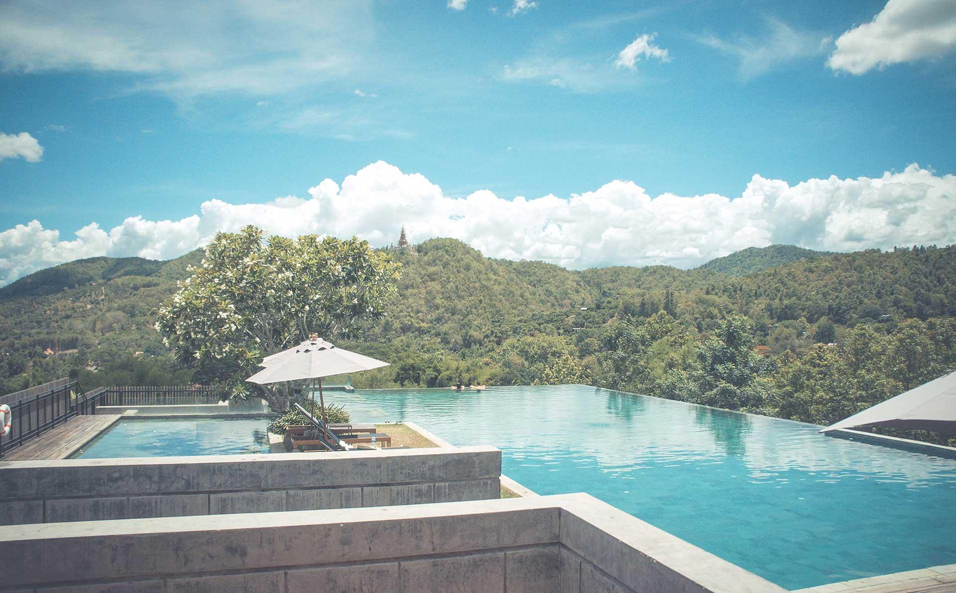 Mettre Piscine Sur Terrain En Pente les 3 questions à se poser avant de construire sa piscine