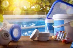 Produits pour la piscine