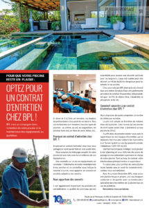 Publireportage décembre 2019 La Gazette Mag