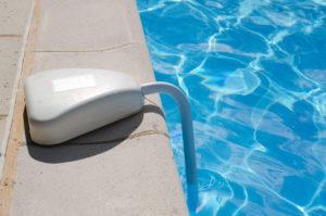 L'alarme piscine