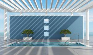 piscine all inclusive