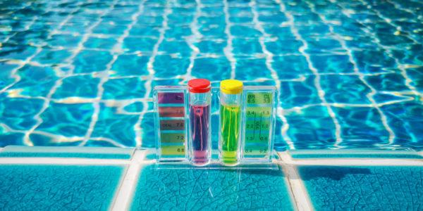 Le pH de l'eau devotre piscine: comment ça marche?